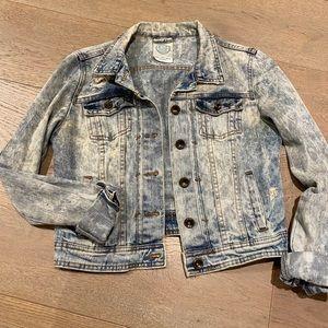 Bershka denim jacket
